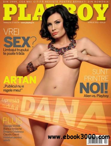 Playboy Romania - April 2012 free download