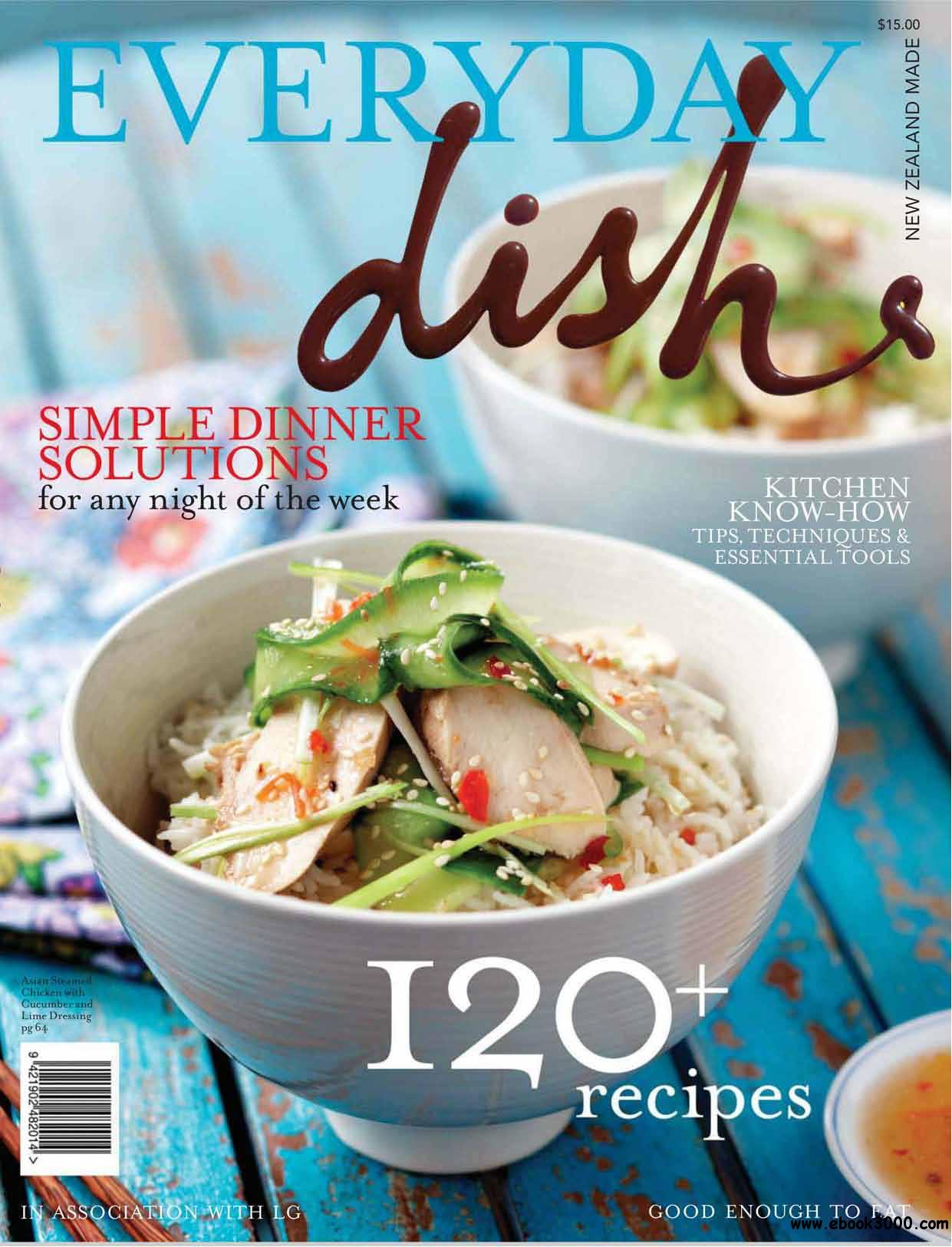 Everyday Dish free download
