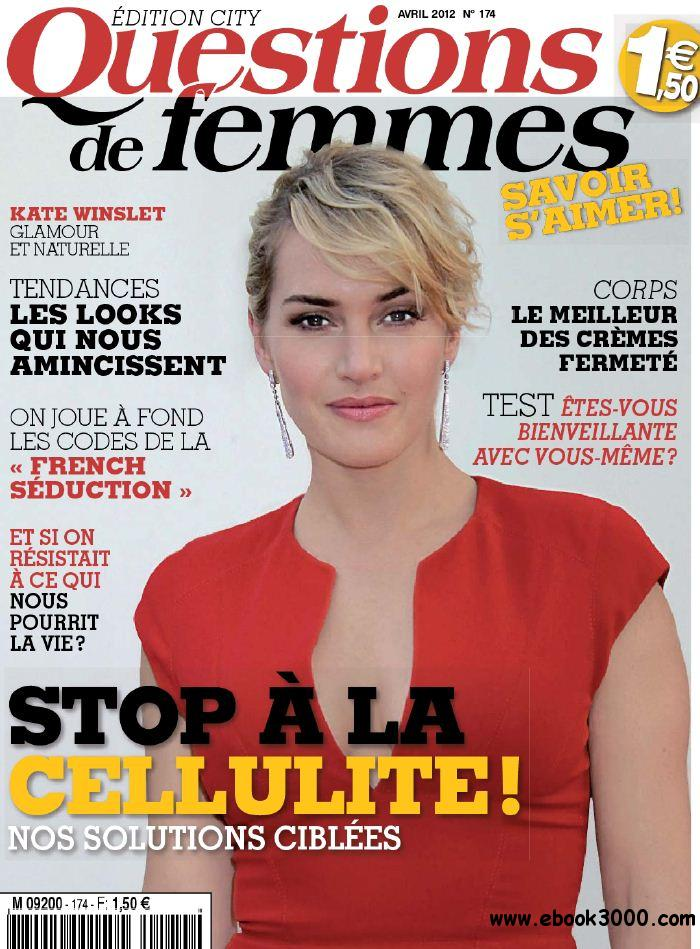 Questions de Femmes 174 - Avril 2012 free download