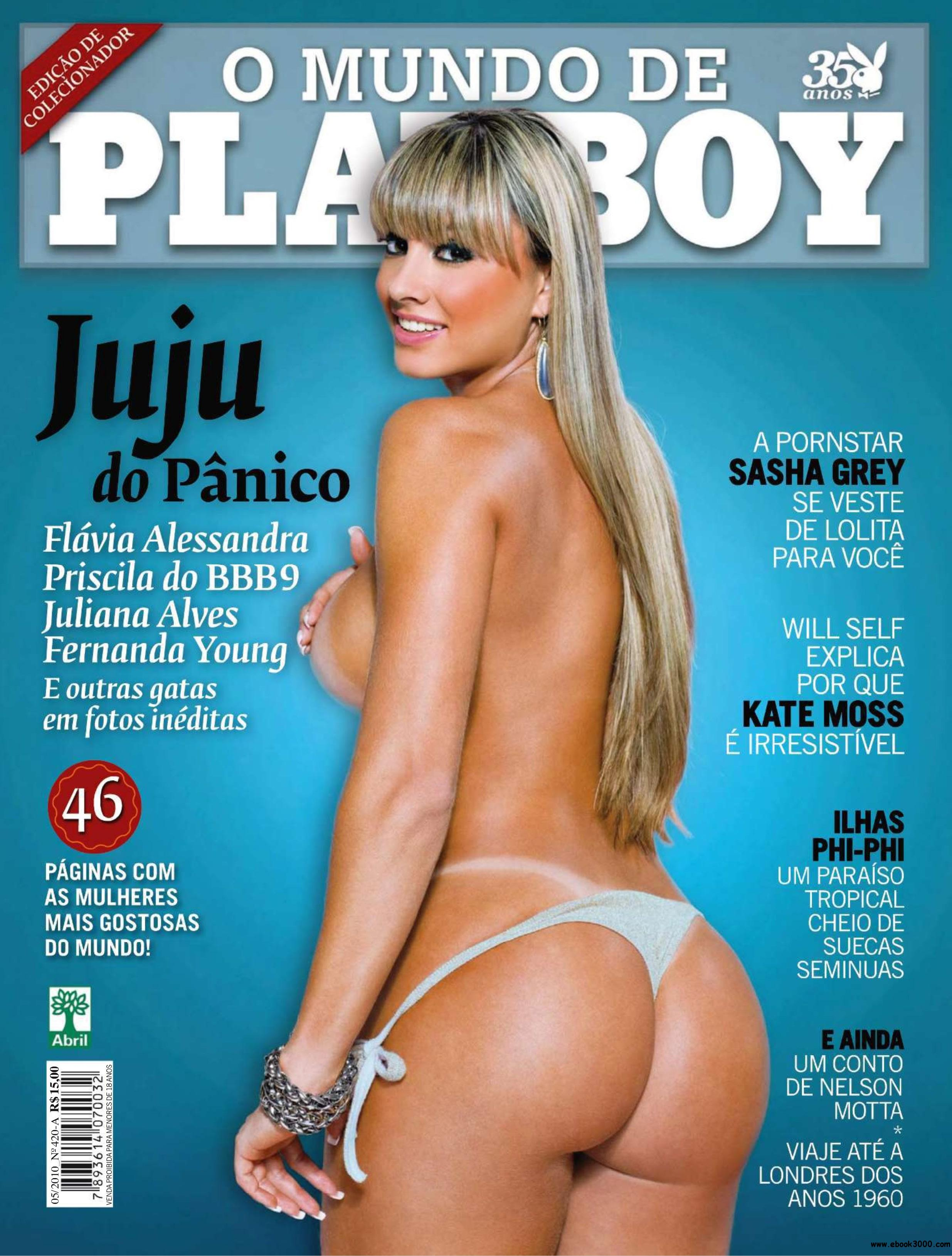 Playboy Brazil Especial Edition - O Mundo de Playboy Vol 10 2010 free download