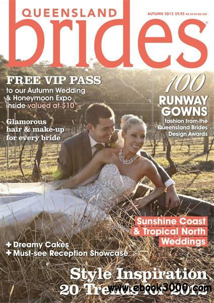 Queensland Brides - Autumn 2012 free download