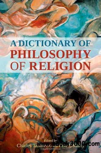 Dictionary of Philosophy of Religion free download