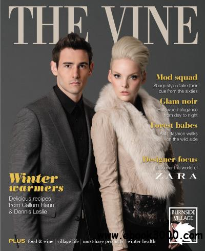 The Vine Magazine #06 - Winter 2012 free download