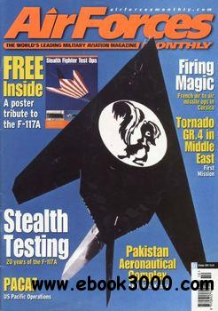 Air Forces Monthly 2001-10 free download