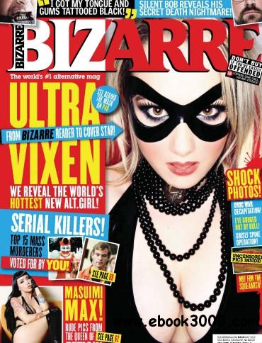 Bizarre - May 2012 free download