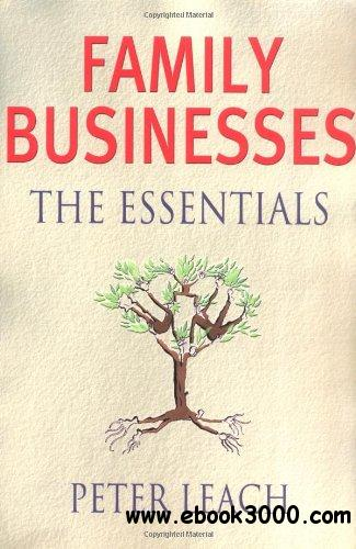 Family Businesses: The Essentials free download