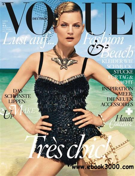 Vogue Germany - May 2012 free download