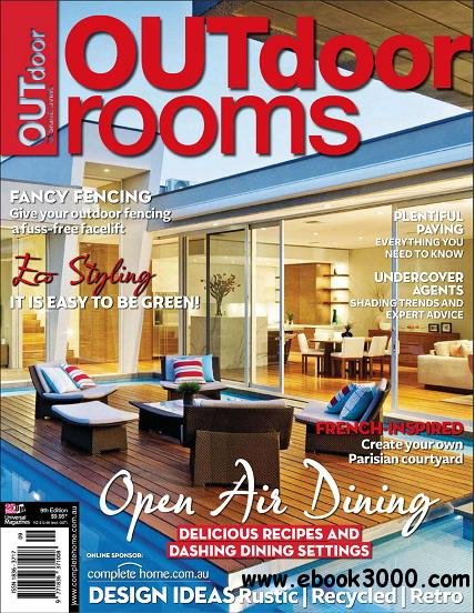 Outdoor Rooms Magazien Edition 9 free download