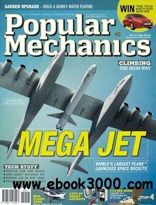 Popular Mechanics South Africa - May 2012 free download