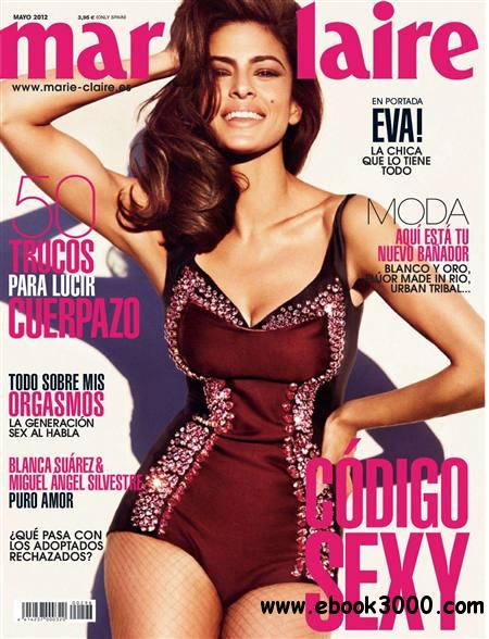 Marie Claire Spain - May 2012 free download