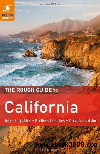 The Rough Guide to California, 10th edition free download