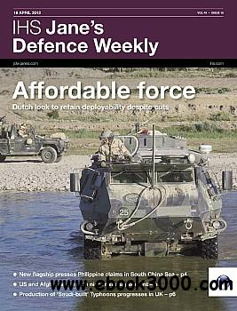 Jane's Defence Weekly - 18 April 2012 free download