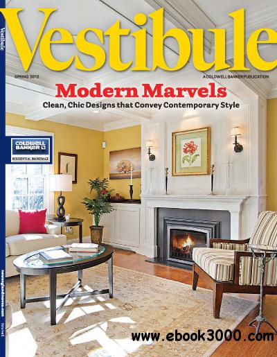 Vestibule Magazine - Spring 2012 free download