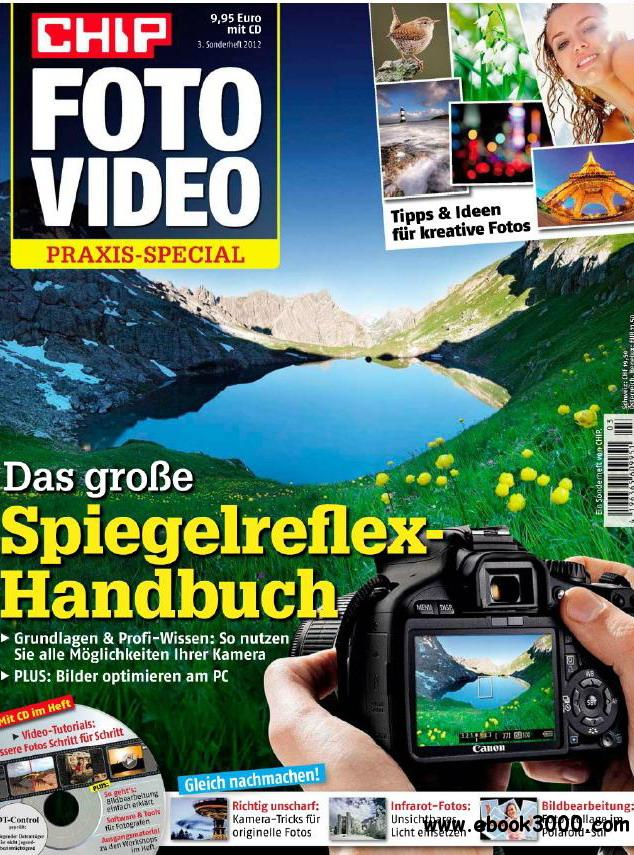 Chip Foto Video Praxis Special SLR - 2012 free download