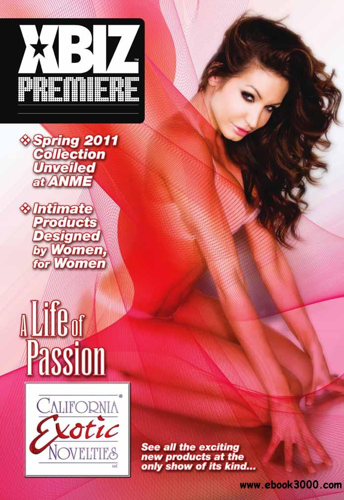 XBIZ Premiere - January 2011 free download