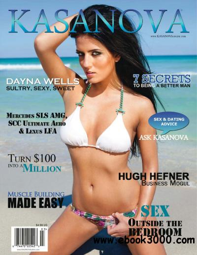 Kasanova Magazine - Luxurious Living 2011 free download