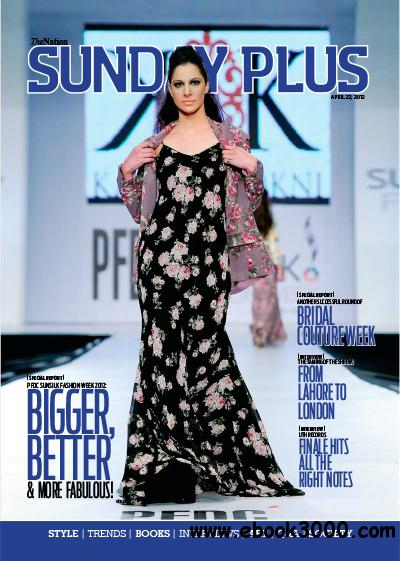 Sunday Plus - 22 April 2012 free download