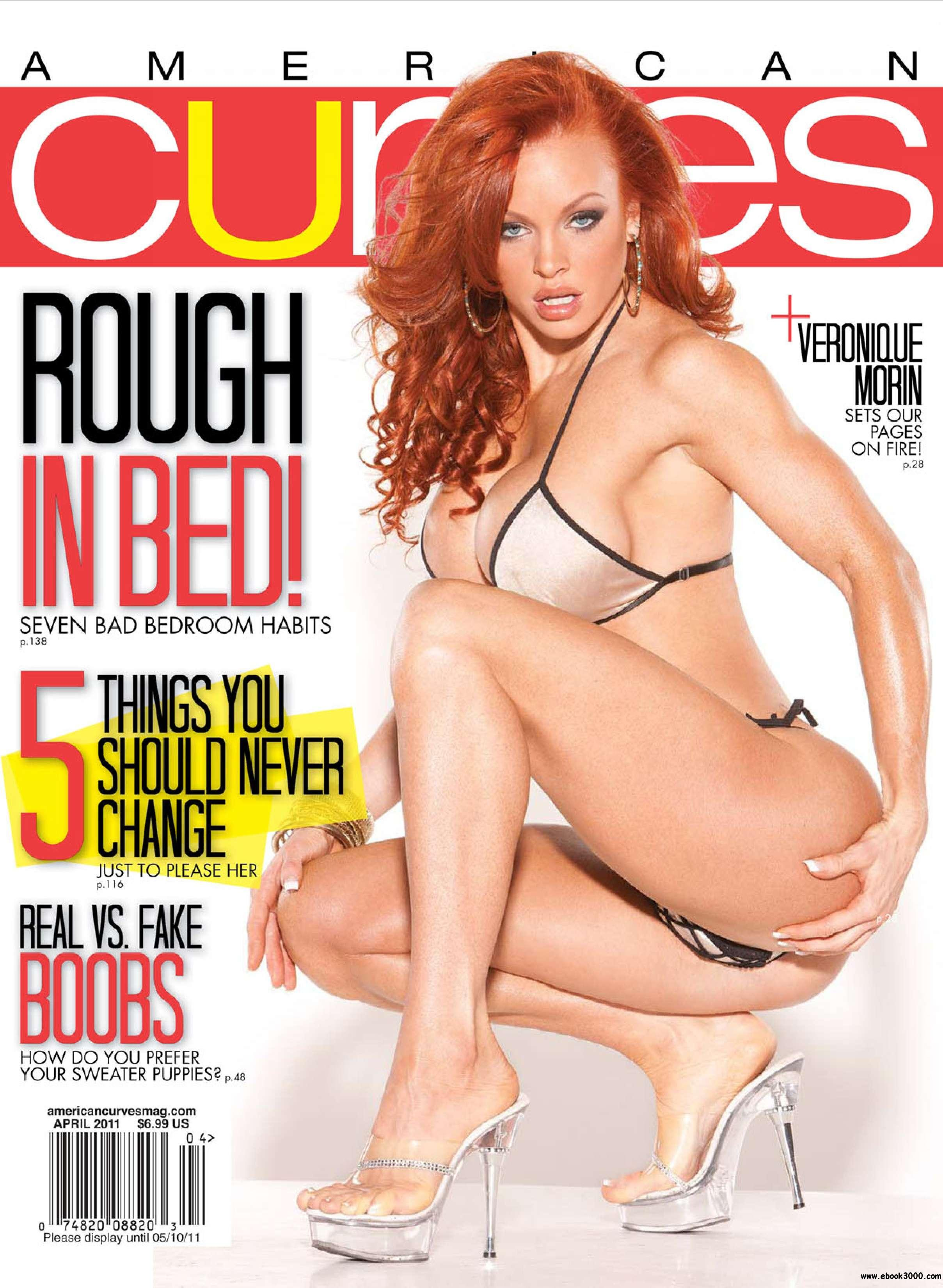 American Curves - April 2011 free download