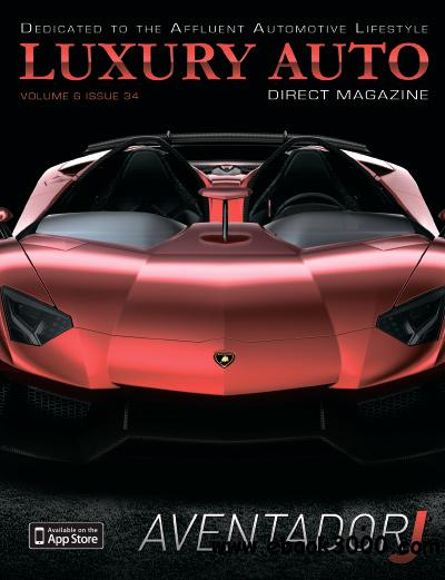 Luxury Auto Direct Volume 6 Issue 34 2012 free download