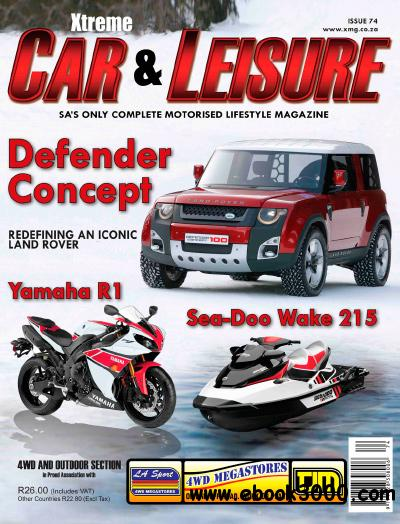 Xtreme Car and Leisure issue 74 2012 free download