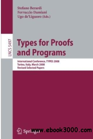 Types for Proofs and Programs download dree