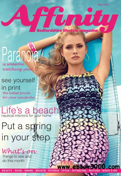 Affinity Magazine - May 2012 free download