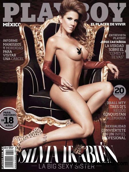 Playboy - April 2012 / Mexico free download