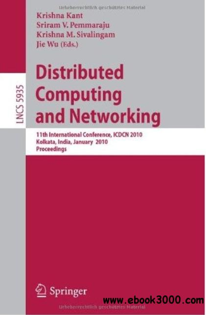 Distributed Computing and Networking free download