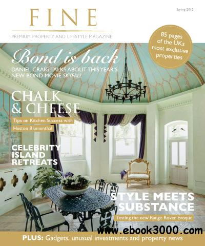 Fine Magazine - Spring 2012 free download