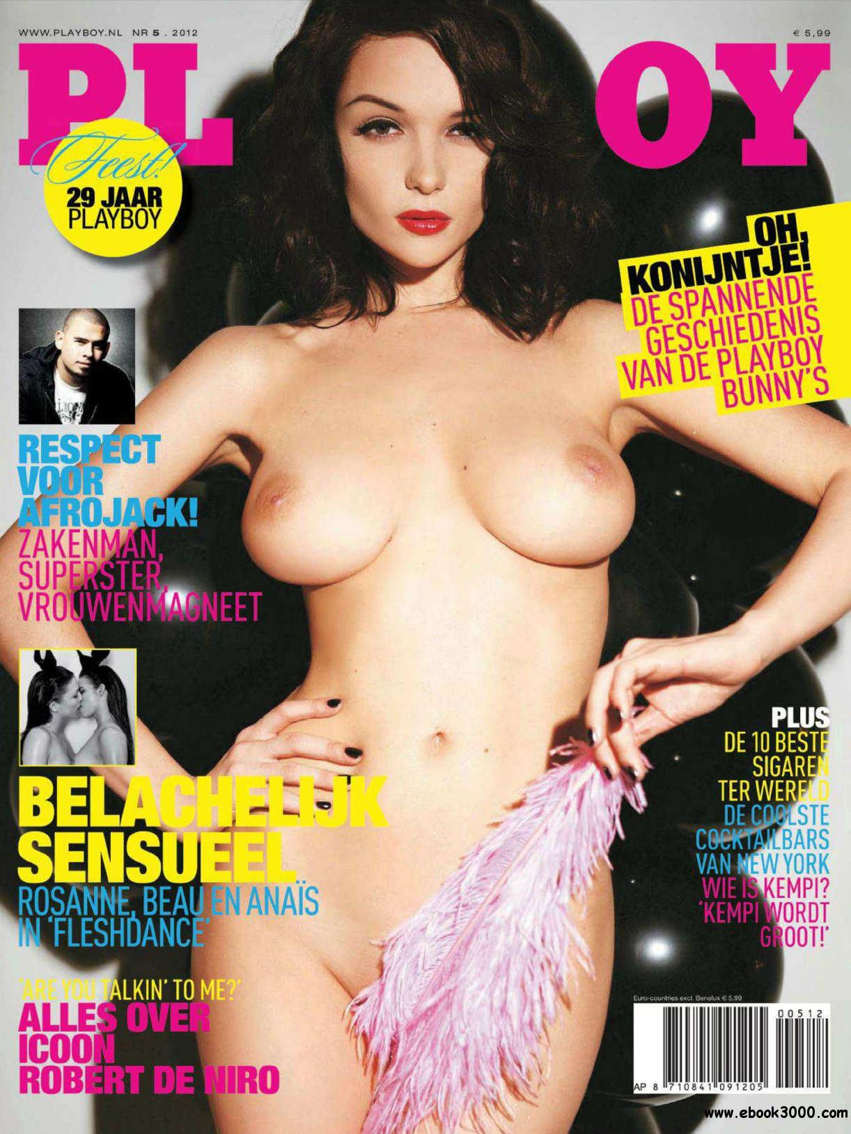 Playboy Netherlands C May 2012 free download