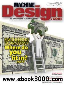 Machine Design - 19 April 2012 free download