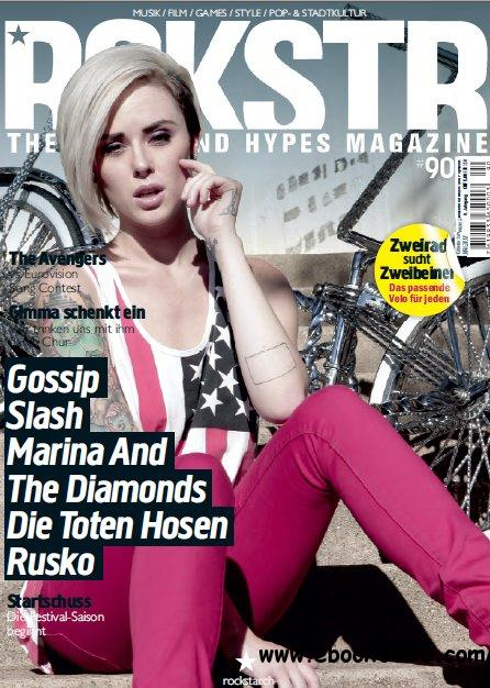 RckStr Magazin Mai 05 2012 free download