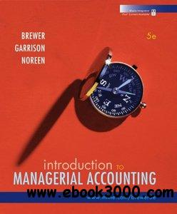 Introduction to Managerial Accounting free download