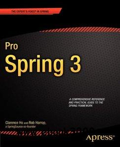 Pro Spring 3 free download