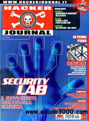 Hacker Journal N.205 - Settembre 2010 free download