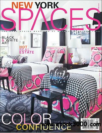 New York Spaces Magazine May/June 2012 free download