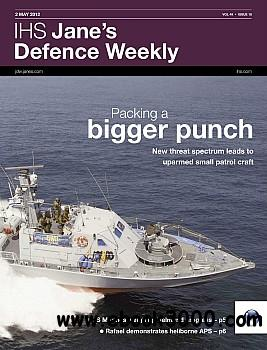 Jane's Defence Weekly - 2 May 2012 free download