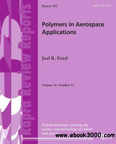 Polymers in Aerospace Applications free download