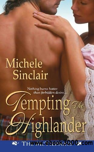Tempting the Highlander (The Mctiernays #4) by Michele Sinclair free download