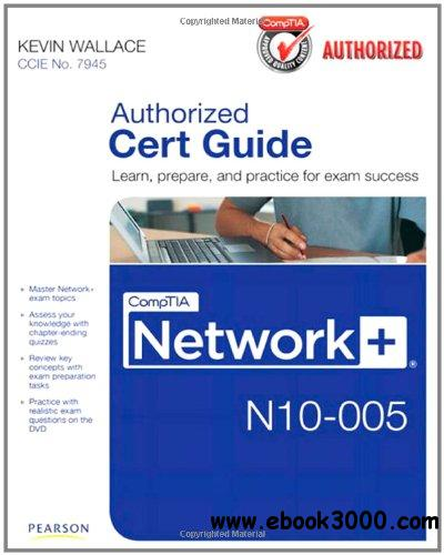 CompTIA Network+ N10-005 Authorized Cert Guide free download