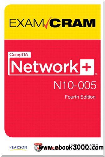 CompTIA Network+ N10-005 Authorized Exam Cram (4th Edition) free download
