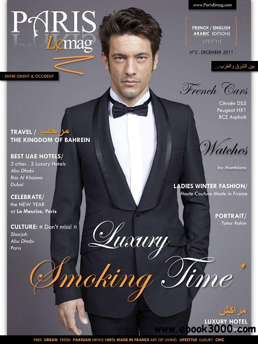 Paris Le Mag - December 2011 free download