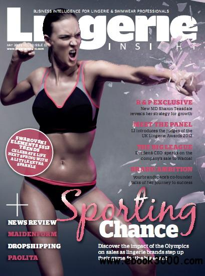 Lingerie Insight Magazine May 2012 free download