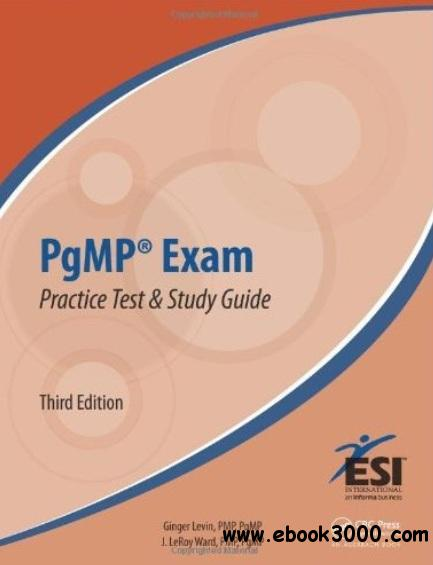 PgMP® Exam Practice Test and Study Guide (3rd Edition) free download