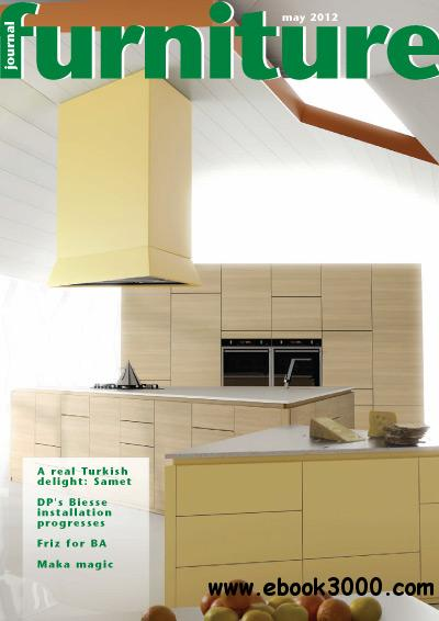Furniture Journal - May 2012 download dree