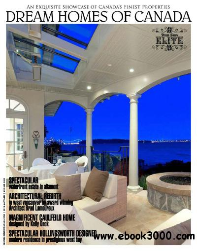 Dream Homes of Canada - May/June 2012 free download