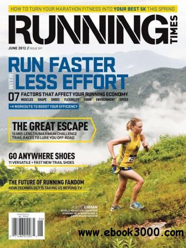 Running Times - June 2012 free download