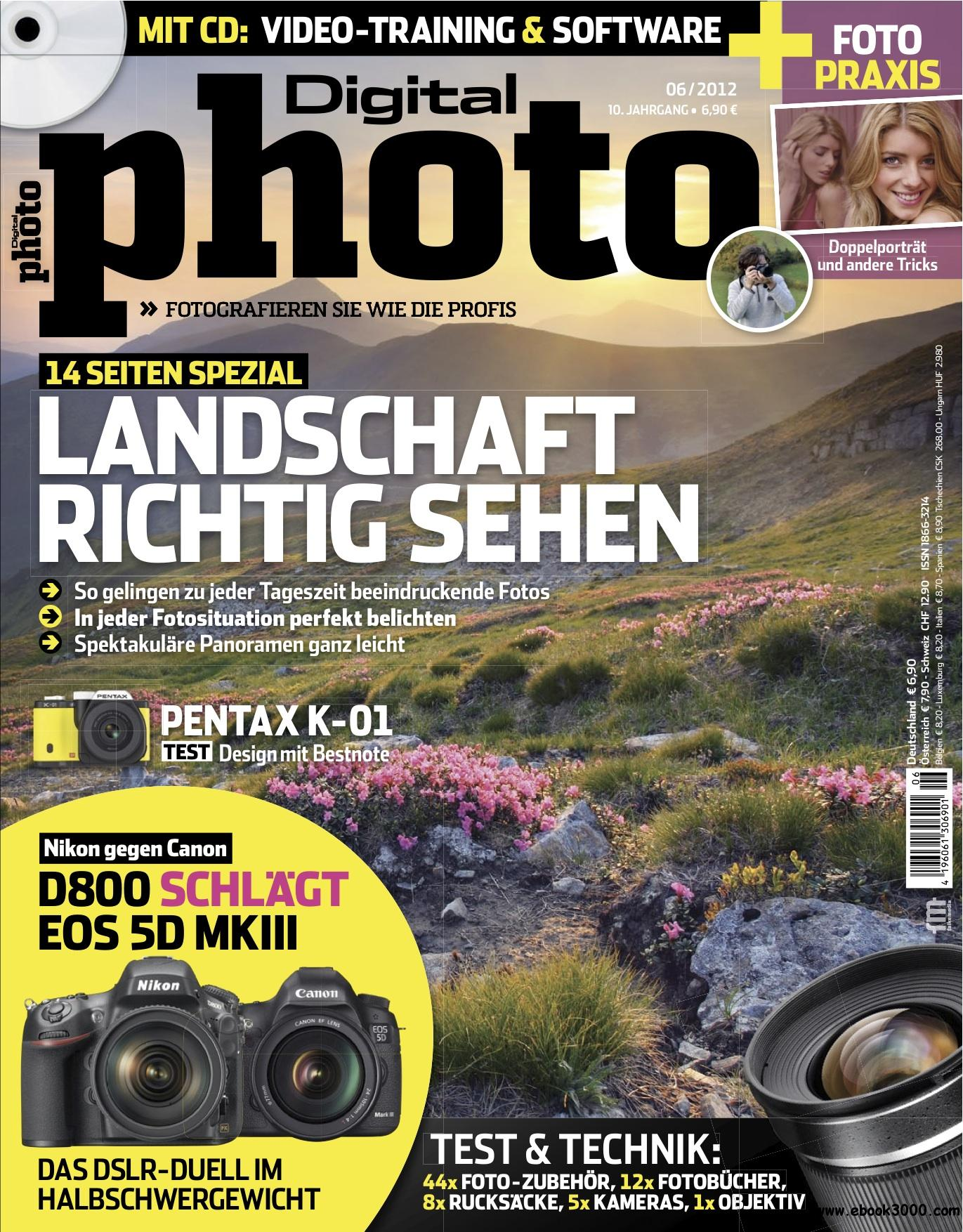 Digital Photo Magazin Juni No 06 2012 free download