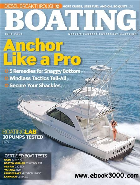 Boating - June 2012 free download