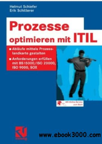 Prozesse optimieren mit ITIL free download